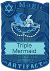 Triple Mermaid Bracelet1
