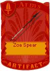 Zoa Spear 2