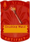 Crushing Wand