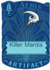 Killer Mantis