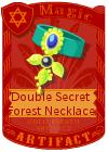 Double Secret Forest Necklace