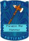 Paragon War Hammer