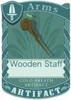 Wooden Staff 5