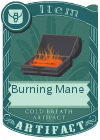 Burning Mane