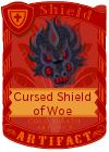 Cursed Shield of Woe