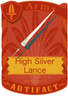 High Silver Lance