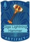 Giga Lightning Hammer1