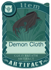 Demon Cloth