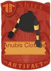 Anubis Clothes
