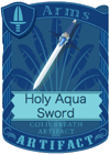 Holy Aqua Sword