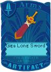 Giga Long Sword 3