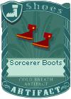 Sorcerer Boots