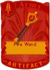 Fire Wand