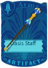 Oasis Staff