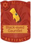 Black-eyed Gauntlet1