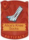 Alice's Knee Socks