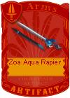 Zoa Aqua Rapier