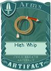 High Whip