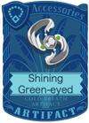 Shining Green-eyed Armlet
