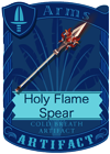 Holy Flame Spear