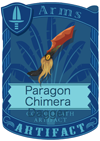 Paragon Chimera Dagger