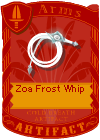 Zoa Frost Whip