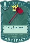 Fang hammer