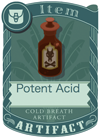 Potent Acid