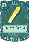 Thunder Crystal