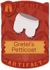 Gretel's Petticoat