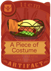 A Piece of Costume