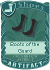Boots of the Guard