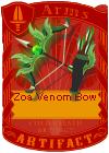 Zoa Venom Bow