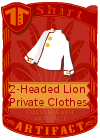 2-Headed Lion Private Clothes