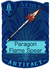 Paragon Flame Spear