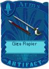 Giga Rapier