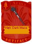 High Dark Mace