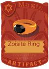 Zoisite Ring1
