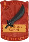 Fear Great Sword