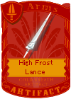 High Frost Lance