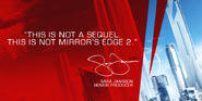 This is not mirrors edge 2