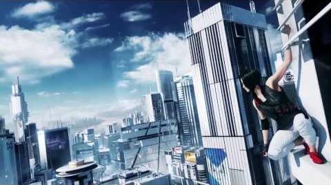Mirror's Edge - анонс игры Е3 2013 (официальное видео)