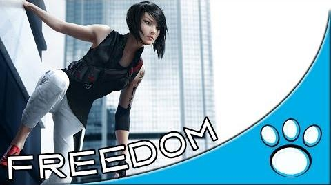 MIRROR'S EDGE - Freedom GMV by Happy Lion