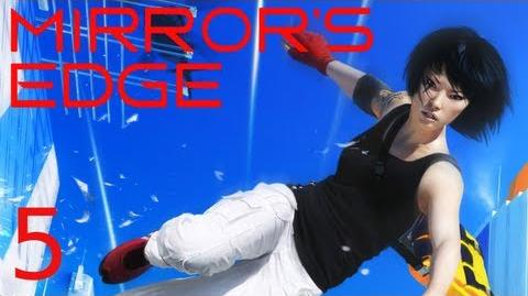 SUPER MARIO JUMPS! (Mirror's Edge Part 5)