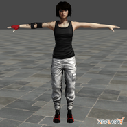 Mirrors edge faith shaded