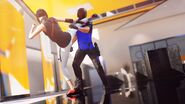 Mirrors Edge Kick