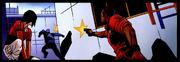 Mirrors edge comic 3