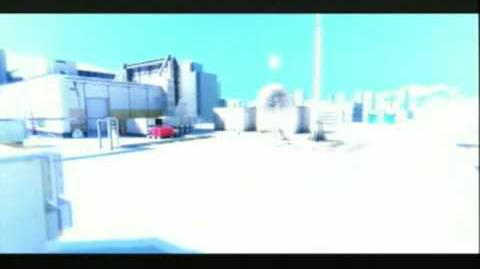 Mirrors edge achievement - Sweet goodbye