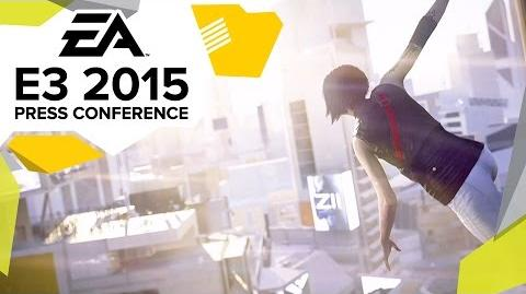 Mirror's Edge Catalyst Demo - E3 2015 EA Press Conference