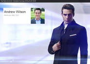 CEO - Andrew Wilson
